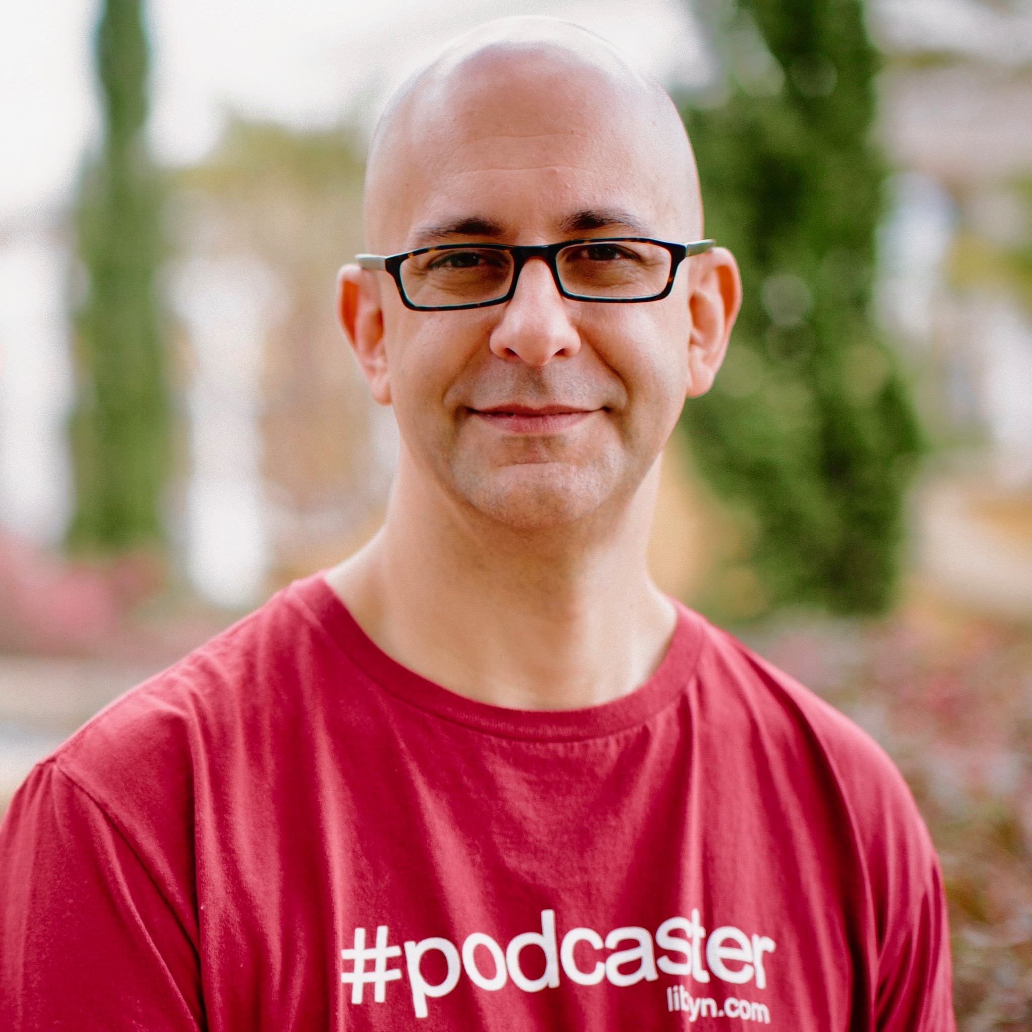 Rob Walch, VP of Podcaster Relations, Libsyn